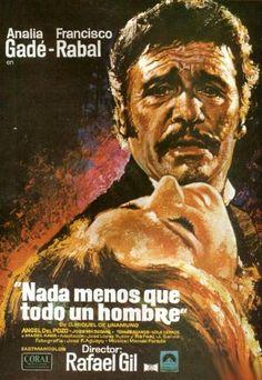 Nada menos que todo un hombre (DVD ESP GIL), basada en la novel·la homònima de Miguel de Unamuno.