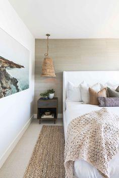Guest Bedroom Decor, Master Bedroom Design, Guest Bedrooms, Bedroom Designs, Dream Bedroom, Home Bedroom, Bedroom Ideas, Coastal Bedrooms, Master Bedrooms