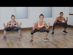 10-Minute Cardio Jump Workout to Burn Major Calories | Class FitSugar - YouTube