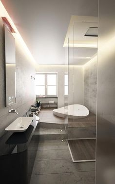 Luxury Bathroom Master Baths Bathtubs is very important for your home. Whether you choose the Luxury Master Bathroom Ideas or Interior Design Ideas Bathroom, you will create the best Luxury Bathroom Master Baths Paint Colors for your own life. Luxury Master Bathrooms, Grey Bathrooms, Small Bathroom, Master Baths, Bathroom Ideas, Bathroom Organization, Bathroom Inspiration, Bathroom Mirrors, Bathroom Cabinets