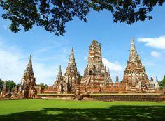 tripbucket | Dream: See Ayutthaya Historical Park, Thailand (UNESCO site)
