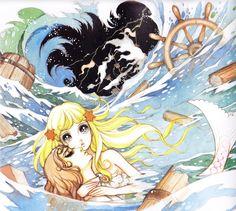 The Little Mermaid by Macoto Takahashi (1972)