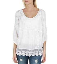 Billabong Women's Wave Hello Boho Top