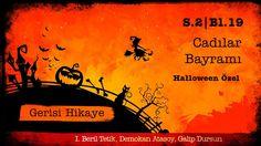 G.H. Se.2 Bl.19 - Cadılar Bayramı - Halloween Özel - Işın Beril Tetik, D...