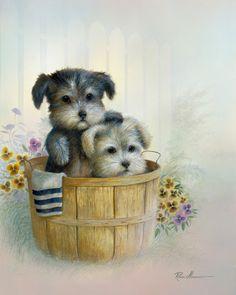 Brotherly Love Art Print