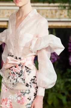 Alexis Mabille at Couture Fall 2013 - StyleBistro