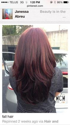 My husband convinced me to try this color for the fall and winter. Hope it looks this good!