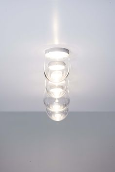 DROPZ | DARK® #lighting #design Alex De Witte for #DARK #glass #handmade #new #darling #LED