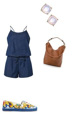 """""""Sin título #290"""" by shary-elivo on Polyvore featuring moda, Dorothy Perkins, Dolce&Gabbana, MANGO y St. John"""