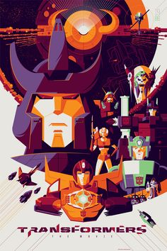 Transformers: The Movie - Tom Whalen