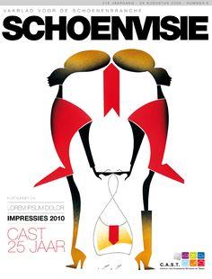 Cover illustratie (Piet Paris 2009)