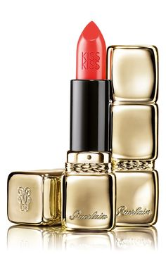 Guerlain The Chinese New Year KissKiss Shaping Cream Lip Color Available Now   http://www.musingsofamuse.com/2016/01/guerlain-the-chinese-new-year-kisskiss-shaping-cream-lip-color-available-now.html