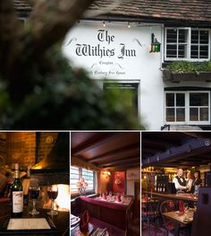 The Withies Inn at Compton, where Constantijn took Augusta #tulipsforaugusta