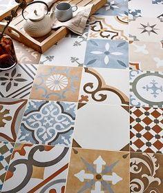 Stamford tiles from Topps Tiles - For my utility room :)