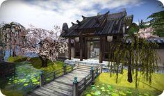 Asian Garden 01