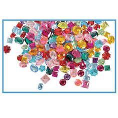 Acrylic Gemstones