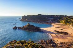 Portelet Bay by Paul  Henderson on 500px