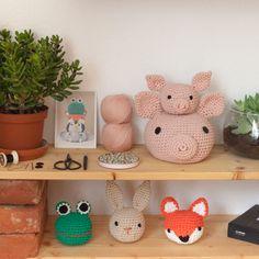 Türstopper gehäkelt Tierkopf Schwein altrosa niedlich von MJUKstore doorstopper - animal - pig - #mjukstore #etsy #unseretsy #doorstopper #animalhead #decoration #homemade #home #interior #fox #kids #kidsroom #design #teampinterest #homedeco #style #trend #cute #mummy #parents #family #textiledesign #crochet #pig #bunny #penguin #elephant #textile #wool #germandesign #handmade #diy #penguin #frog #fox #pig #etsyawards2016 #etsyaward #finalist2016 #interiordesign #moderninterior #livingroom