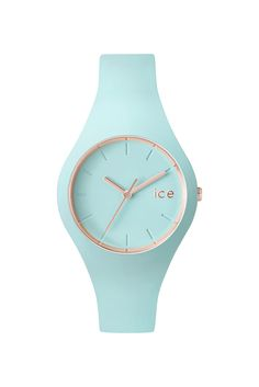 Need a beautiful watch? Look at ICE glam pastel - Aqua . Buy it for 89€ or £69 on Ice-Watch Official Webstore: https://www.ice-watch.com/be-en/ice/ice-glam-pastel-p-26723.htm?coul_att_detailID=300&utm_source=SOC_Pinterest&utm_medium=Post&utm_content=Product&utm_campaign=2015-11-12_Product-Pinterest-ALL_ALL