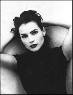 Julia Ormond - My dad always said I looked like her.