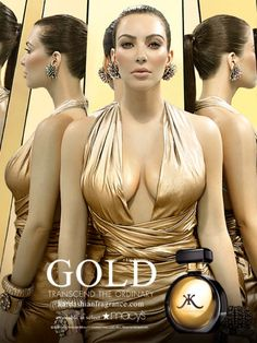 Steal Kim Kardashian's Go for Gold Look!  http://sexiestshoppe.com/steal-kim-kardashians-go-for-gold-look/