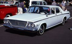 1964 Chrysler Newport 4 door by carphoto, via Flickr......(mine was identical to this one)