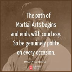 This, unfortunately, is fading away from the BJJ world. I wish it were not so, but I see it everyday. Especially with MMA constantly being attached to jiu jitsu as if they are one.