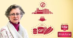 Can You Trust Products Not Made in a Dedicated Gluten-Free Facility? Schar expert Dr. Anne has the answer!