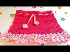Crochet rainbow skirt for beginners youtube robe pour fillettes crochet quick and easy beginner baby skirt diy tutorial youtube dt1010fo