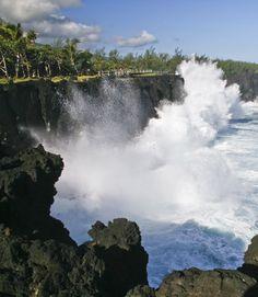 Ile de la Réunion - Cap méchant