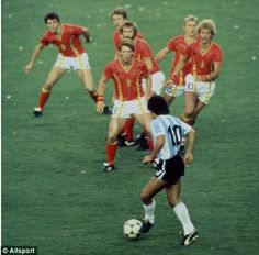 Maradona moment