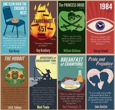 Infographic: 34 Compelling First Lines Of Famous Books Famous Books, Library Displays, Middle School Science, What To Read, Creative Writing, Book Lists, Literature, Teaching, Bulletin Boards