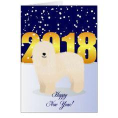 Happy New year komondor