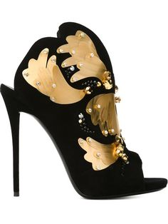 Shop Giuseppe Zanotti Design 'Cruel Summer in Fiacchini from the world's best independent boutiques at farfetch.com.