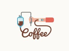 How we feel on Mondays... Coffee Infusion by David Wehmeyer.