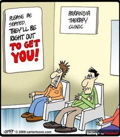 Therapy humor again Funny Cartoons, Funny Comics, Funny Jokes, Hilarious, Dad Jokes, Jokes Pics, Cartoon Jokes, It's Funny, Psychology
