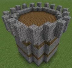 minecraft castle tower image                                                                                                                                                      More