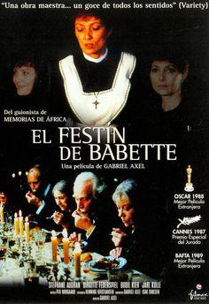 El festín de Babette [Vídeo] = Babetteś feast / dirección Gabriel Axel ; guionistas Gabriel Axel, Isak Dinesen. - Barcelona : Filmnax , 2002