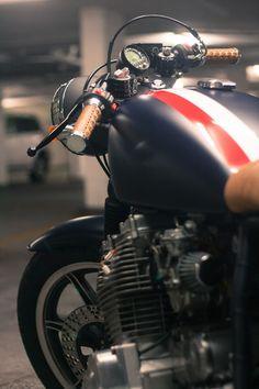 #Yamaha XS1100 #caferacer #motorcycle #eatsleepride app.eatsleepride.com