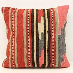 Throw kilim pillow cover 16x16 inch (40x40 cm) Decorative... https://www.amazon.com/dp/B076KM9VF7/ref=cm_sw_r_pi_dp_x_0eH6zbF4B6MDW