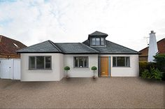 Modern Exteriors will transform the appearance of your house call: 01442 769662
