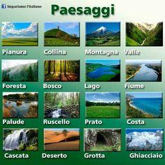 Italian Verbs, Italian Grammar, Italian Vocabulary, Italian Phrases, Italian Language, World Languages, Foreign Languages, Italian Colors, Learn To Speak Italian