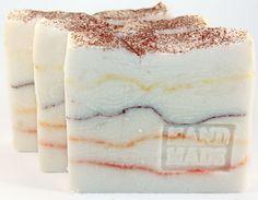 Citrus Pomegranate - Cold Process Soap