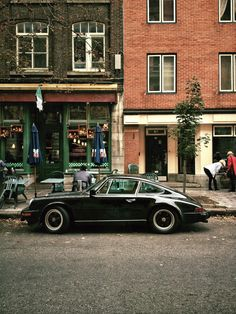 Classic 911 - What a perfectly designed car