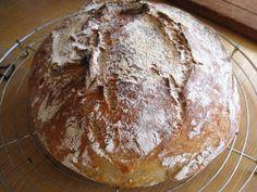 No Knead-Bread (Schritt für Schritt)