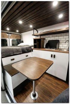60 camper van interior ideas
