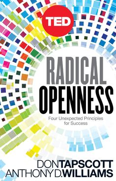 66 best cydcor reviews our favorite books images on pinterest radical openness four unexpected principles for success kindle single ted books ebook anthony d williams don tapscott k fandeluxe Gallery