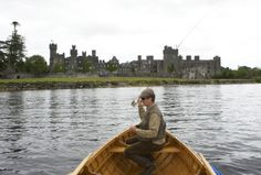 Take a fishing trip out on Lough Corrib with our Gilly friend... #fishing #ireland #Castle #travel #luxurytravel #fivestar