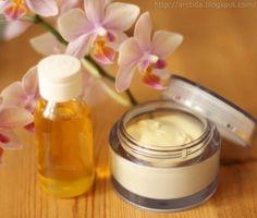 DIY hand cream with vitamins and oils   Decorating, DIY, Room Design Ideas