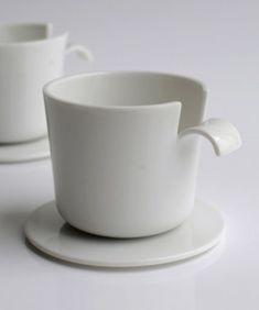40 Keramische Kaffeetassen Designs, die nicht von der Welt sind - Töpfereien 40 ceramic coffee cups designs that are out of the world - pottery Pottery Mugs, Ceramic Pottery, Pottery Art, Ceramic Art, Thrown Pottery, Slab Pottery, Pottery Studio, Ceramic Bowls, Tassen Design